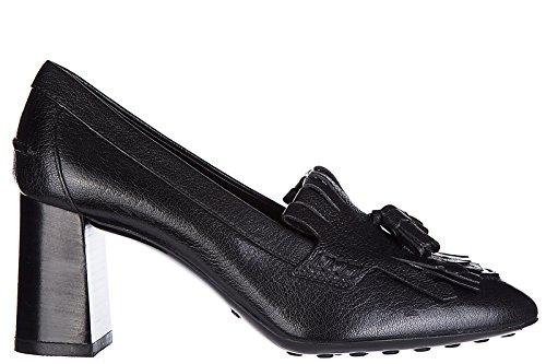 CFP - Zapatillas de danza mujer , color Negro, talla 38,5 EU(6 cm)