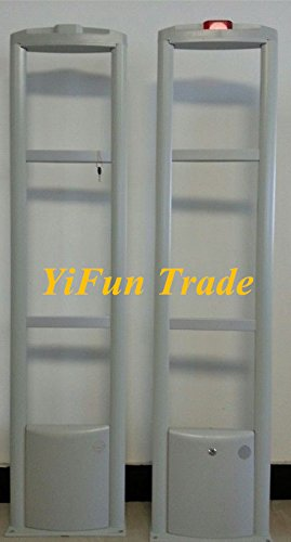 YiFun Trade 8.2MHZ Retail Store Anti-Theft Digital EAS Tagging Security System Checkpoint +200PCS tags by YF&EB