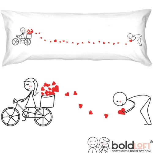 Amazon Com Boldloft All My Love You Couples Pillowcases Boyfriend
