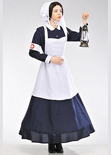 Magic Box Disfraz de Enfermera de Florence Nightingale para ...