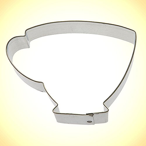 (Foose Tea Cup Cookie Cutter 3.75 in)