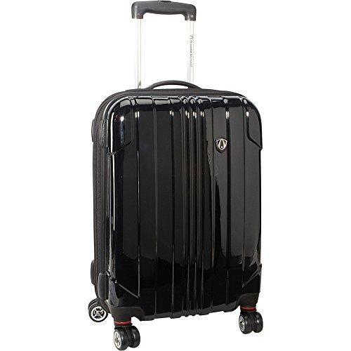 travelers-choice-sedona-21-in-hardside-spinner-black