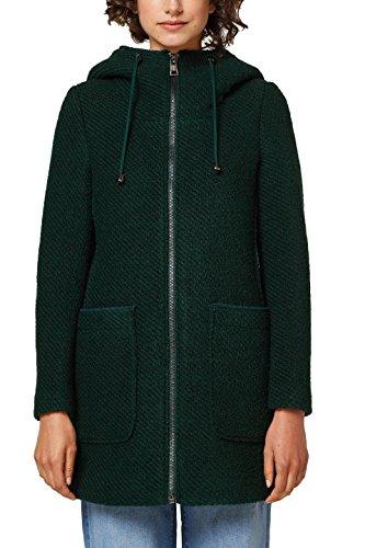 375 Vert Femme Esprit Green Manteau dark Teal YqEwCFE