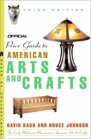 Download The Official Identification and Price Guide to American Arts and Crafts, 3rd Edition pdf epub