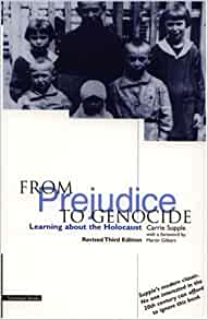 prejudice holocaust The following links relate to anti-semitism and the holocaust, including holocaust denial, jewish history, jewish studies, and other resources.