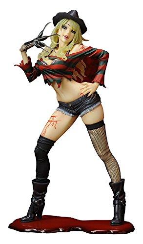Kotobukiya MK209 Freddy Vs. Jason Freddy Krueger 2Nd Edition Bishoujo Statue