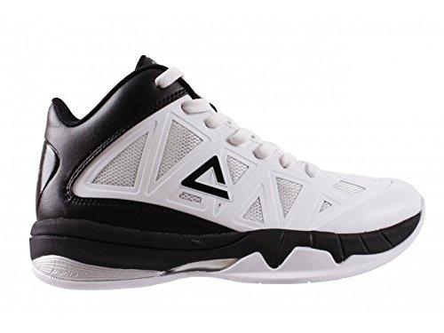 Peak–Peak Schuhe Kinder Victor weiß–