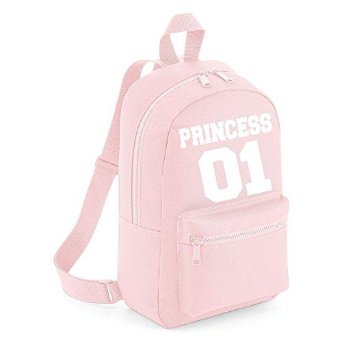 Edward Sinclair - Bolso mochila  para mujer polvo rosa