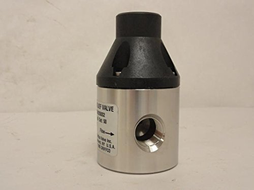 1//2 FNPT Griffco PRM2050S2 Pressure Relief Valve,10-250PSI