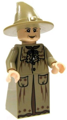 LEGO Professor Sprout w/ wand - Harry Potter Minifigure