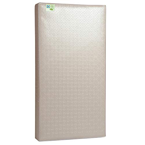 - Sealy Soybean EverEdge Foam-Core Crib Mattress