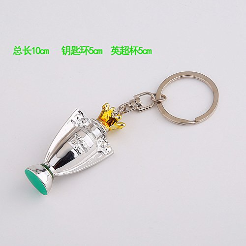 [Resin Craft the football trophy keychain Premier League;] (Resin Football Trophies)