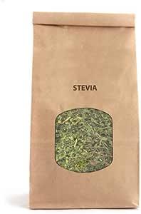 Hojas de Estevia 500g Stevia rebaudiana Endulzante Natural para Infusiones