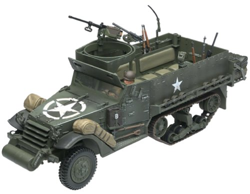 Ultimate Soldier M3A3 US Halftrack with Driver -