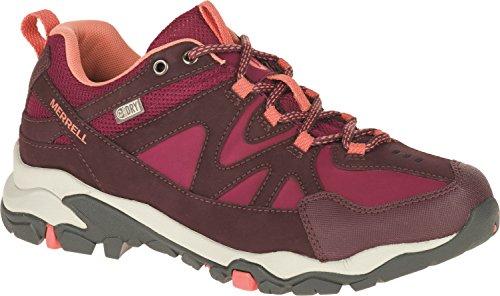 Chaussures Multicolore Bolt Tahr Huckleberry Femme Randonnée Basses de Merrell Coral q7Ex0w10