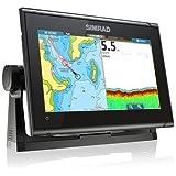 "Simrad GO9 XSE 9"" (22.86 cm) Chartplotter w/TotalScan Transducer & C-Map Insight Pro"