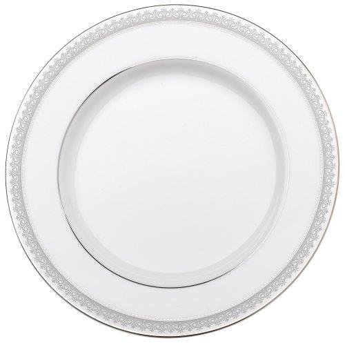 Mikasa Platinum Crown Salad Plate, - Plate China Salad Platinum