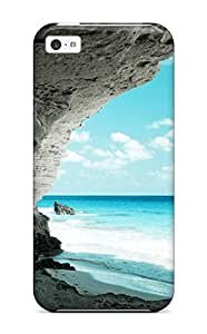 1399040K83841979 New Arrival Premium 5c Case Cover For Iphone (beach For Computer Background)