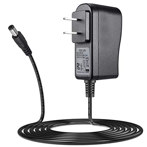 DC 5V 1A Power Supply Adapter, 5W Adapter,DC Connector Jack 5.5mmx2.1mm ()