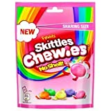 Skittles Fruits Chewies - No Shell! 152g