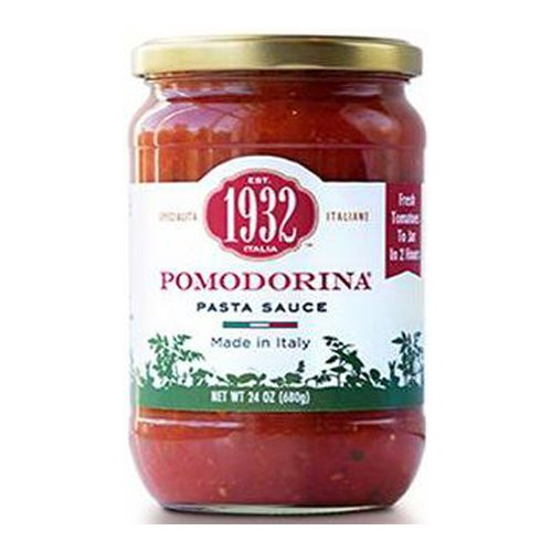 Menu 1932 Pomodorina Pasta Sauce, 24 oz (Pack of 6) (Menu Pomodorina Sauce)