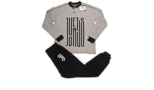 Pijama Juventus Producto Oficial Juve niño niño, Mezcla de Grises ...