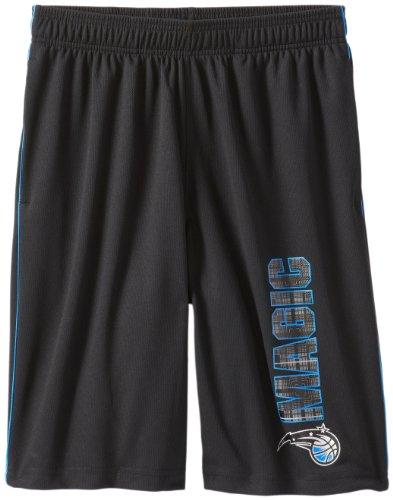 NBA Orlando Magic Men's Basketball Shorts, Black, X-Large
