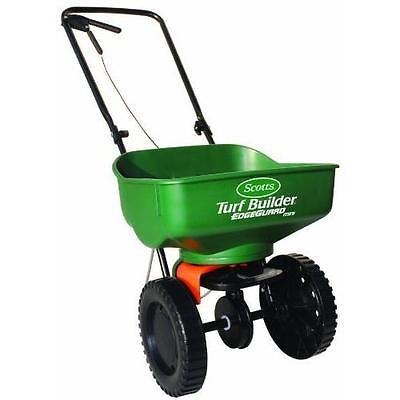 Scotts Turf Builder EdgeGuard Mini Broadcast Spreader Fertilizer Grass - Holly Tone Gardenias For