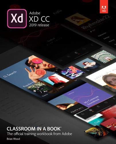 Adobe XD CC Classroom in a Book (2019 Release) (Best Web Design 2019)