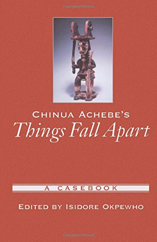 things fall apart analysis pdf