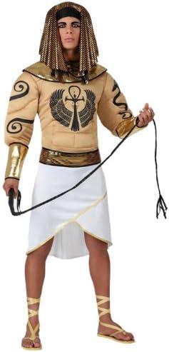 Atosa - Disfraz de egipcio para hombre, talla 52 (15325): Amazon ...