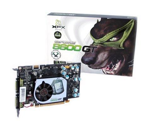 XFX PVT84JUDD3 GeForce 8600GT XXX 256MB GDDR3 PCI