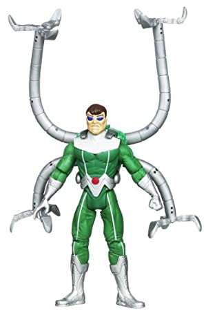 the amazing spiderman figure doctor octopus attack tentacles amazon