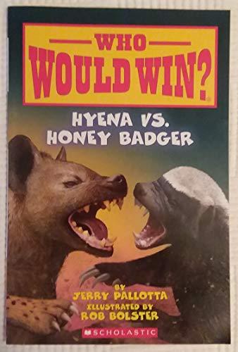 Who Would Win? Hyena VS. Honey Badger