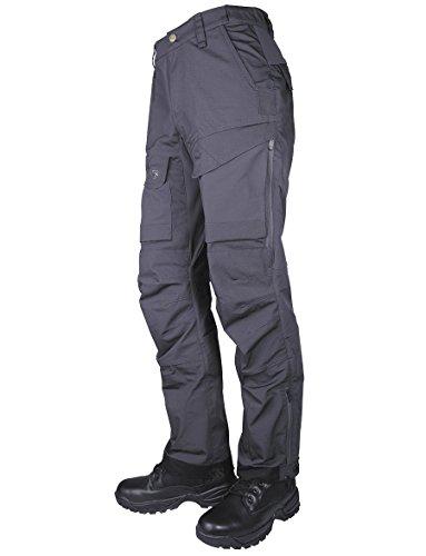 Tru-Spec Men's 24-7 Xpedition Pants, Charcoal, W: 36 Large: 34 ()