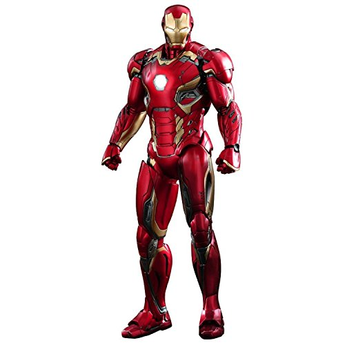 Movie-Masterpiece-DIECAST-Avengers-AGE-OF-ULTRON-Iron-Man-Mark-45-16-scale-die-cast-painted-action-figure