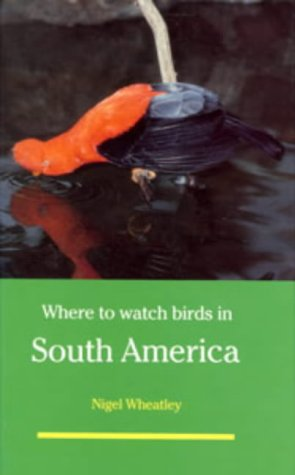 Where to watch birds in South America PDF