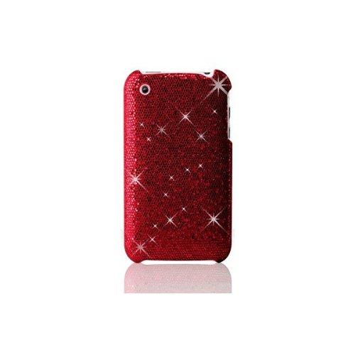 KATINKAS KATALT204 Coque pour iPhone 3G Motif Ecstasy Rouge