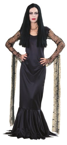 Morticia Costume Addams Family (Morticia Addams Family Costume (Small))