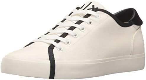 A|X Armani Exchange Women's Canvas Low Top Sneaker