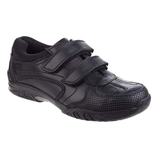 (Hush Puppies Childrens Boys Jezza Back to School Shoes (2 M US Little Kid))