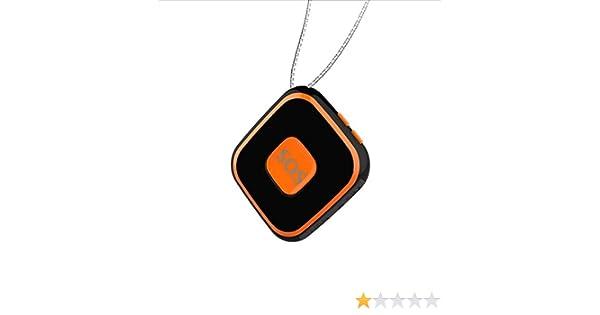 Mini localizador GPS GSM Wifi traqueur botón SOS alerta SMS ...