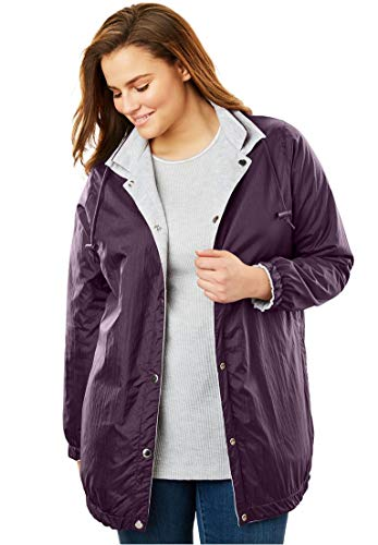 Woman-Within-Plus-Size-Cozy-Fleece-Nylon-Reversible-Jacket