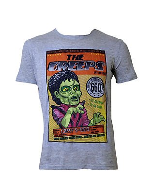 Brave Soul Herren T-Shirt Mehrfarbig Multi Large