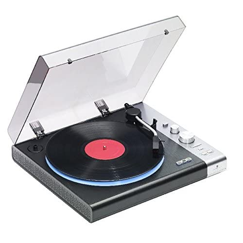 Then press Play Now and the record playing on your turntable will start up.