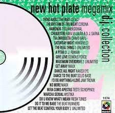 New Hot Plate Megamix D.J. Collection Vol 2