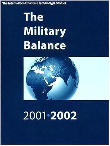 The Military Balance 2001-2002