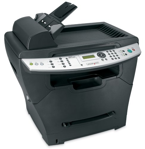 Lexmark X342N Multi Function Printer (Black)