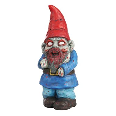 Thumbs Up! Zombie Garden Gnome