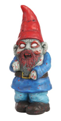 Zombie Gnome Statue Yard Decorations Best Costumes For Halloween